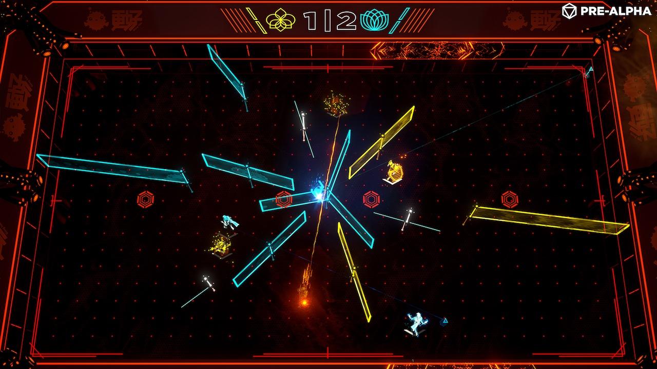 Laser League – Provato