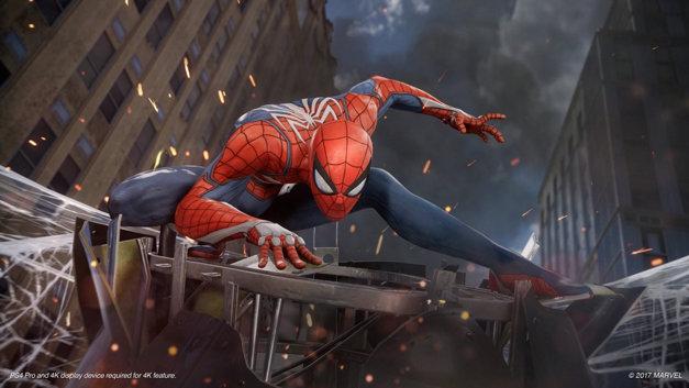 Nuovi dettagli sullo Spider-Man di Insomniac