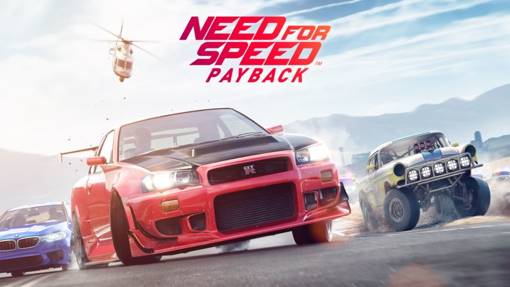 Need for Speed Payback: E3 2017 Gameplay Trailer