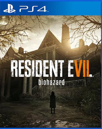 Cover Resident Evil VII