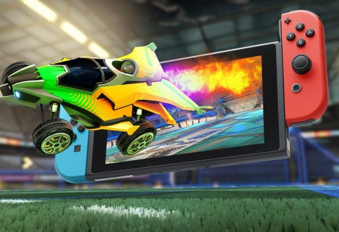 Rocket League - Recensione Nintendo Switch