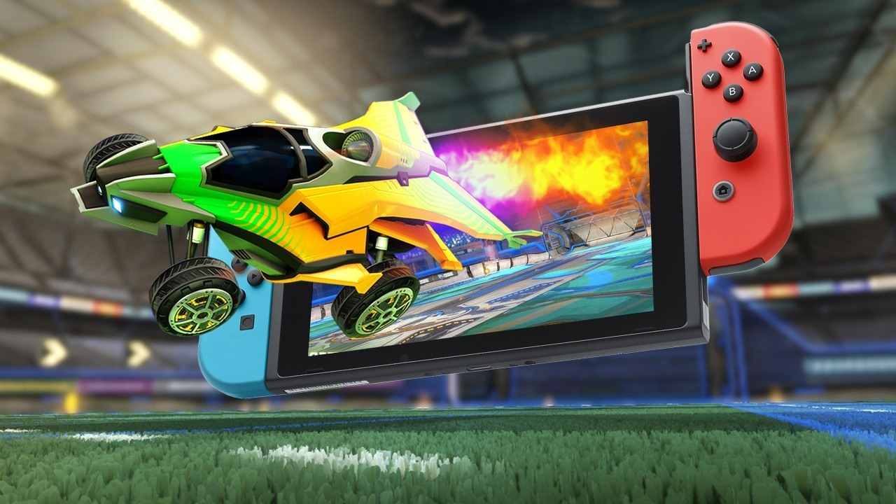 Rocket League – Recensione Nintendo Switch