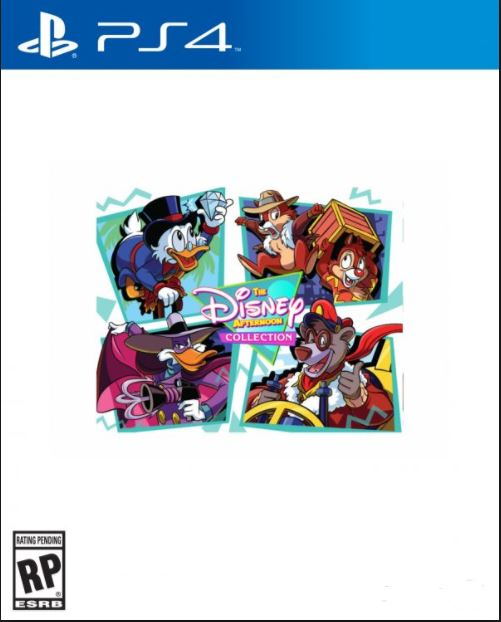 Cover The Disney Afternoon Collection
