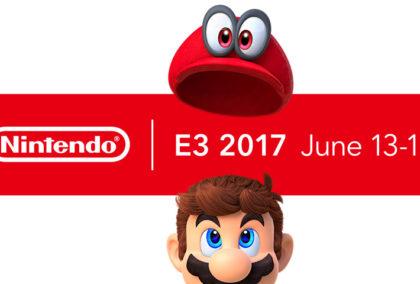 E3 2017: Recap Spotlight Nintendo