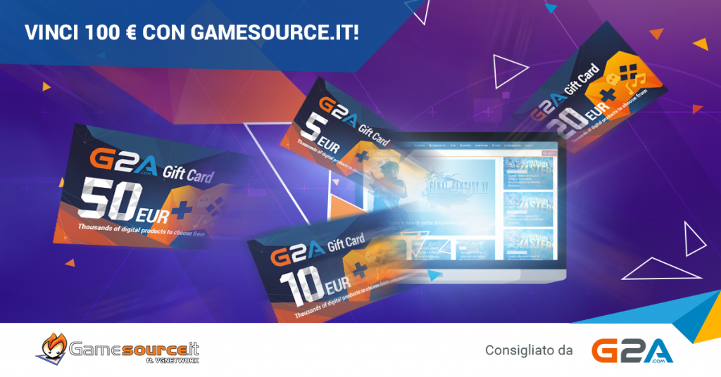 contest g2a