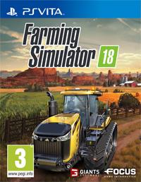 Cover Farming Simulator 18