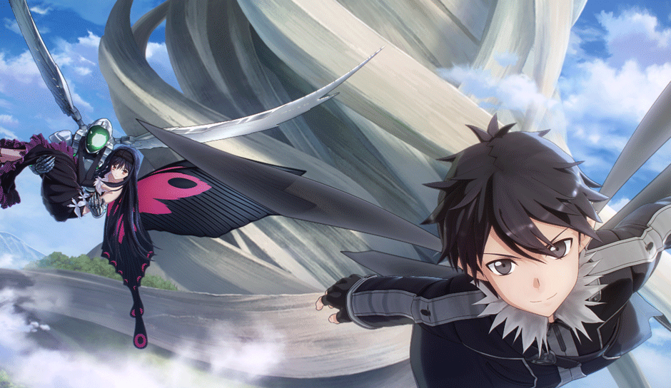 Una data per Accel World VS. Sword Art Online Deluxe Edition