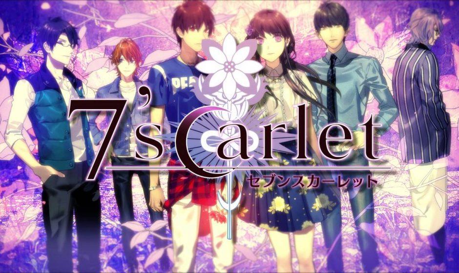 7'scarlet in Nord America l'anno prossimo