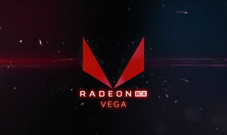 AMD annuncia le nuove schede video RX Vega