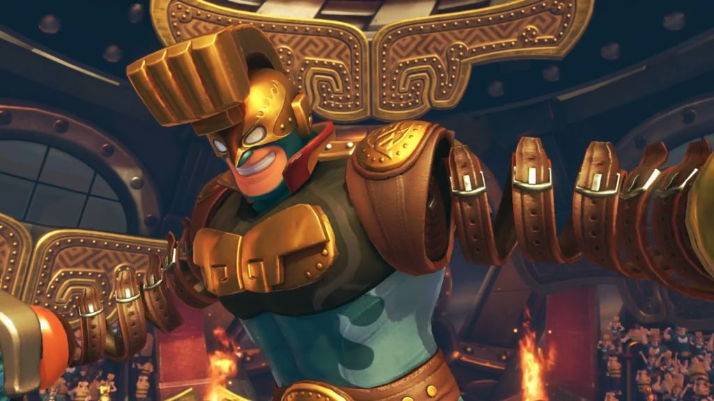 ARMS Max Brass colori alternativi