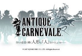 Square Enix annuncia Antique Carnevale