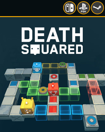 Cover Death Squared