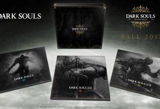 Annunciato Dark Souls - The Vinyl Trilogy