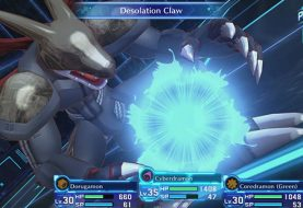 Digimon Story: Cyber Sleuth Hacker's Memory - Normal Quest e Domination Battle
