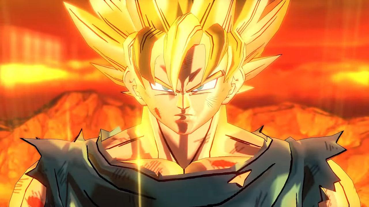 Dragon Ball Xenoverse 2 è finalmente disponibile su Switch