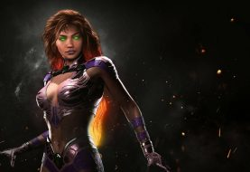 Injustice 2, Starfire  in arrivo nel roster