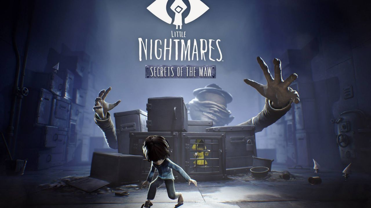 Cover Little Nightmares: Secrets of the Maw