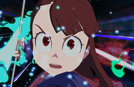 Annunciata data d'uscita per Little Witch Academia: Chamber of Time