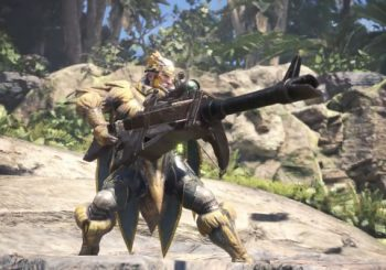 Video introduttivi per le armi di Monster Hunter World