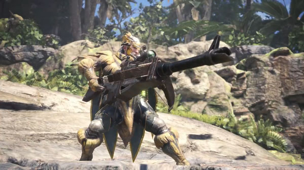 Tutte le armi di Monster Hunter World in tre video