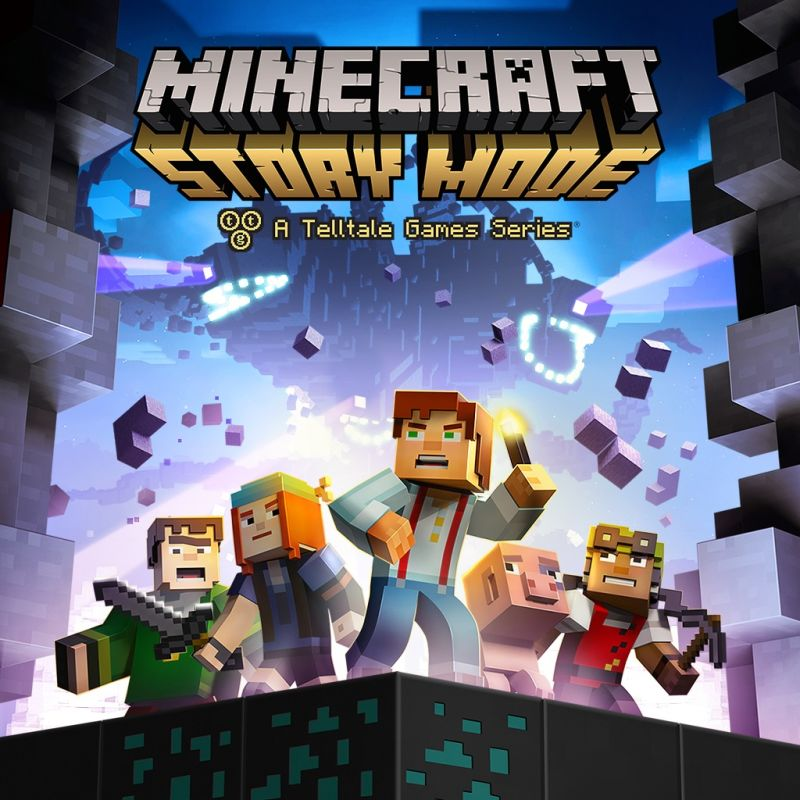 Cover Minecraft: Story Mode