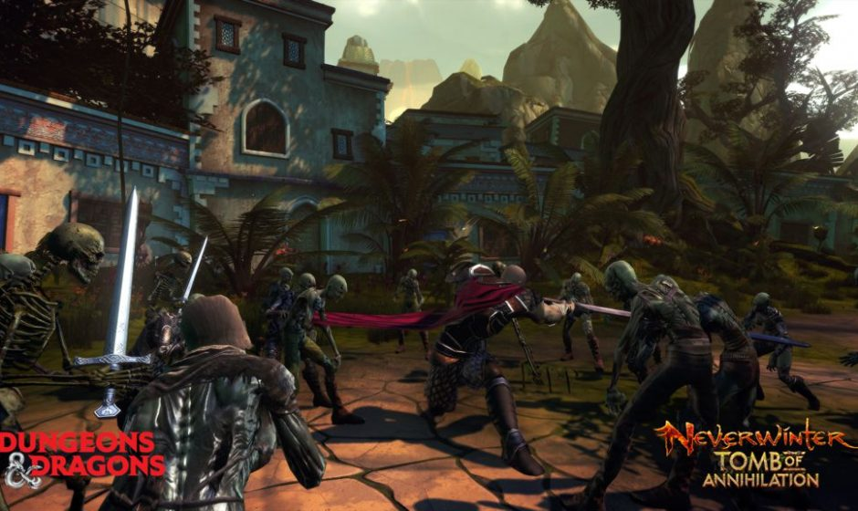 NeverWinter: Tomb Of Annihilation ora disponibile su PC