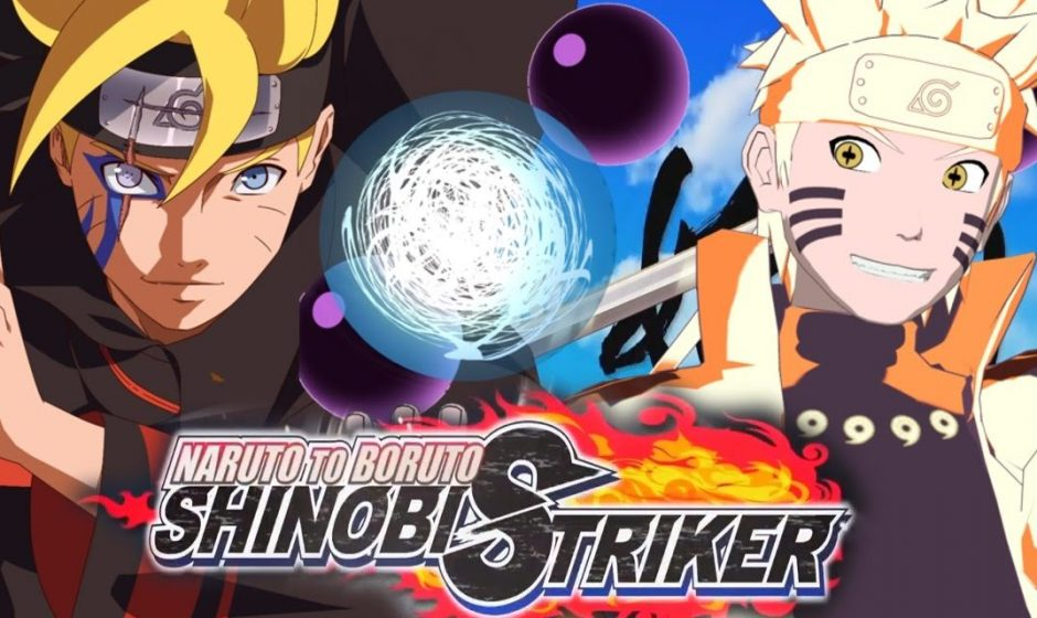 Naruto to Boruto: Shinobi Striker Beta - Provato