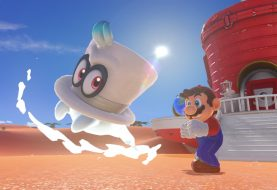 Gamescom 2017: video gameplay per Super Mario Odyssey