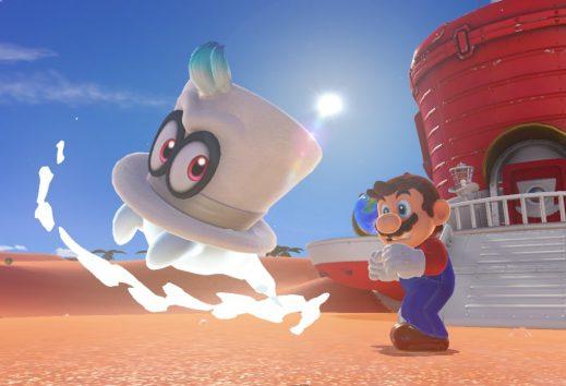 Nuovo gameplay inedito per Super Mario Odyssey