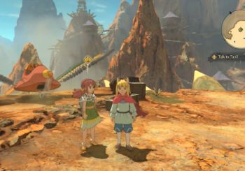 30 minuti di gameplay per Ni No Kuni II Revenant Kingdom