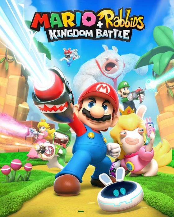 Cover Mario + Rabbids: Kingdom Battle