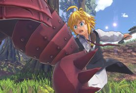 The Seven Deadly Sins : Knights of Britannia confermato per l'occidente