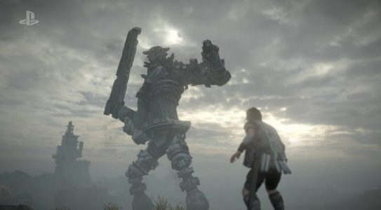 trailer shadow of the colossus remake