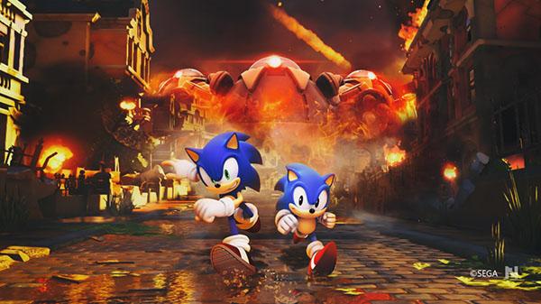 Sonic Forces - Svelata la sigla d'apertura