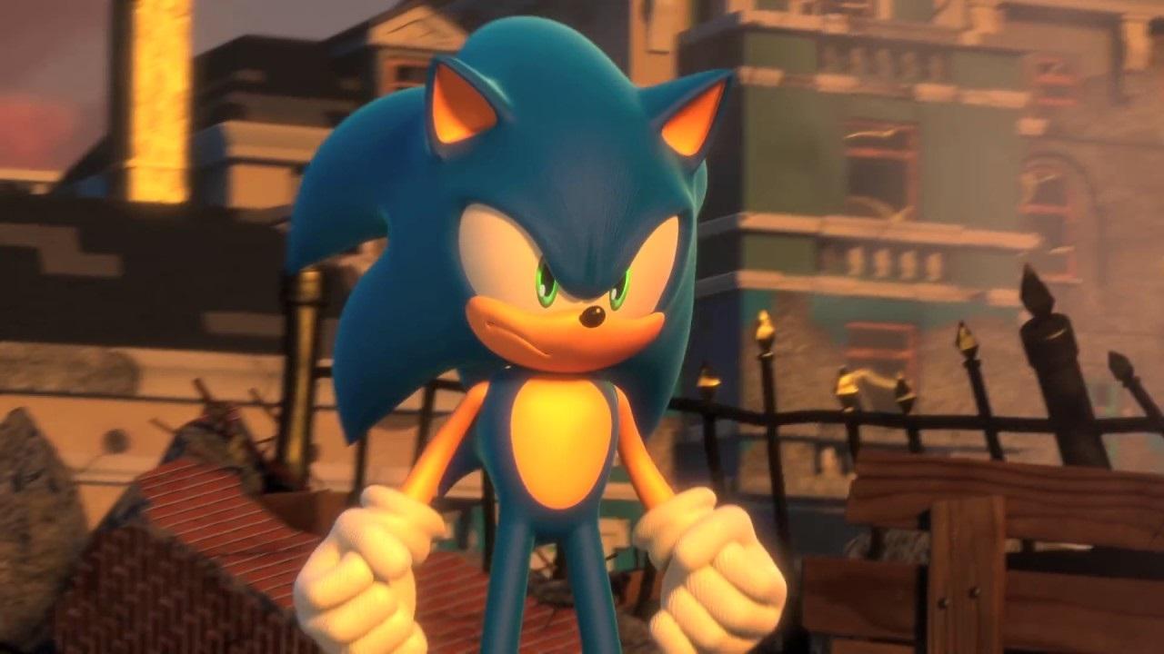 Sonic di Yuji Naka
