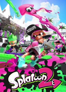 Cover Splatoon 2