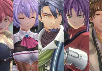 Trails of Cold Steel III - Svelati alcuni personaggi secondari
