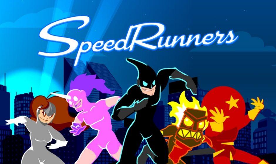 SpeedRunners: disponibile da oggi la versione PlayStation 4