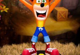Annunciata un'action figure esclusiva dedicata a Crash Bandicoot