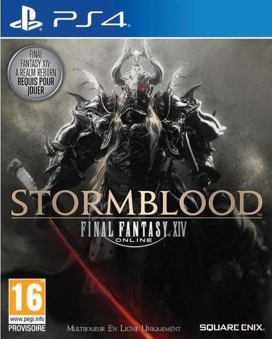 Cover Final Fantasy XIV Stormblood