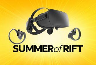 Oculus Rift e Controller Touch in offerta a 449 euro