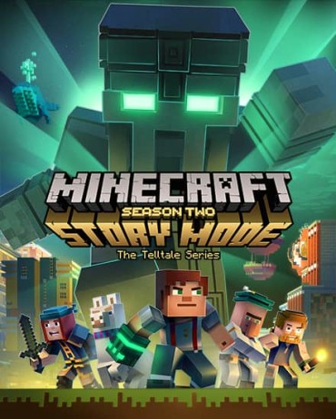 Cover Minecraft: Story Mode – Season Two