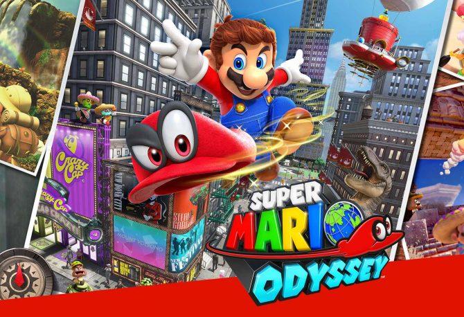 Super Mario Odyssey - Provato