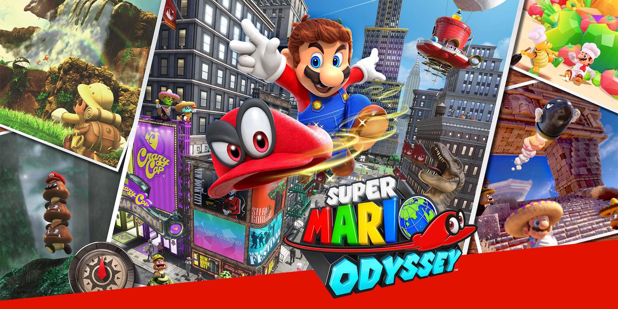 Super Mario Odyssey – Provato