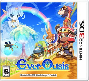 Cover Ever Oasis