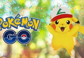 Pokemon Go: iniziato l'evento del primo anniversario