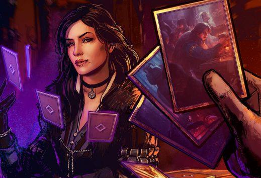 Gwent: il gioco di carte sbarca su Steam