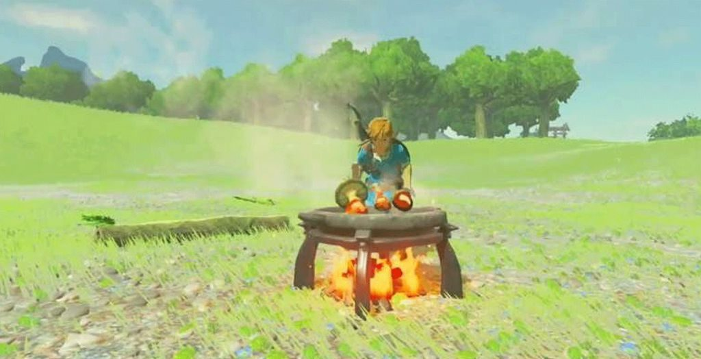 Ricette The Legend Of Zelda: Breath Of The Wild
