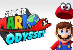 Super Mario Odyssey: nuovo video gameplay