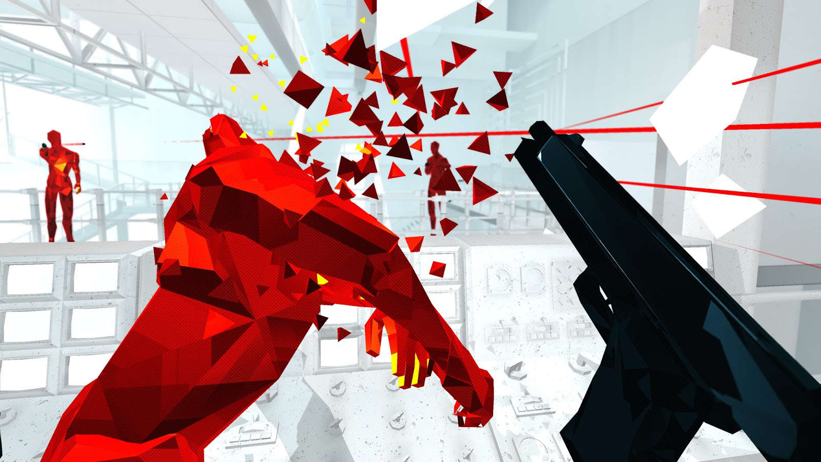 Superhot VR – Recensione PlayStation VR